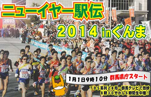 ニューイヤー駅伝2014