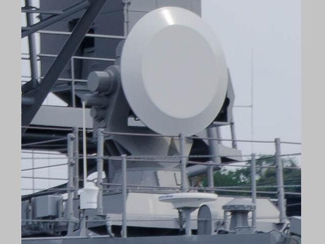 火器管制レーダー