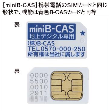 miniB-CAS